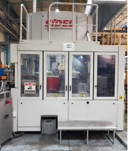 2000 Sidel SBO 4 series 2 Reheat Stretch Blow Molding system