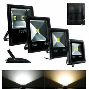 10W 20W 30W LED Flood light 12 Volt