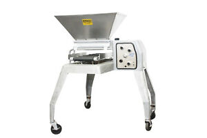 Ragen Lectro Posit Dough Pastry Cookie Depositor Machine with Conveyor 120V
