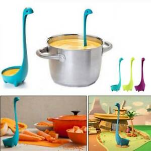 Kitchen Tableware Spoon Dinosaur Standing Large Soup Spoon Cooking Gadget Tools