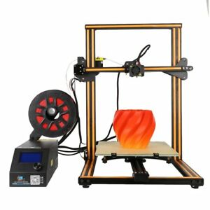 Creality CR-10S 3D Printer Kit with Filament Monitor & Dual Z-Rod Lead Motor ...