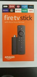 Amazon Fire TV Stick 2019 2nd Gen LOT OF 10 wAlexa Remote - $33.50 EACH!