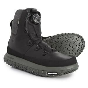Under Armour Govie Fat Tire Boots (11) Mens Gore-Tex Insulated BOA Leather