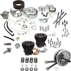S&S Cycle 32-2268 93in. Hot Set-Up Kit 4-12
