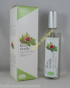 Helan Fragrance for Environment Spray No Gas Fig Green 3.4oz Scent Home Floral