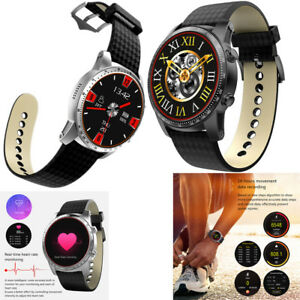 GPS 3G WIFI Smart Watch Bluetooth GSM Watch 8GBHeart Rate For Samsung iPhone XS