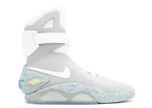 NEW Nike Air Mag Marty McFly  BTTF Back to the Future Shoes Authentic sz 8