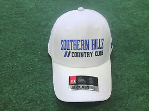 New Under Armour Southern Hill CC logo hat SmallMedium fitted