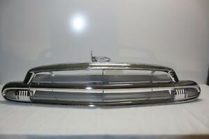 1951 51 Chevy Chevrolet Car Grille Original Triple Plated Chrome SHOW CONDITION