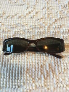 Authentic Vintage Gucci Sunglasses EUC Mod Designer