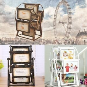 Creative Photo Frame Picture Frame Wheel Rotatable Windmill Gifts Home Decor New