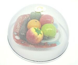 13.5 Inches Food Cover Tent Dome  Food Cover Basket Mesh Screen Food Cover