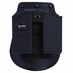 Fobus Roto Paddle Double Magazine Pouch