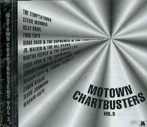 Various Artists - Motown Chartbusters Volume 3 - Various Artists CD G9VG The