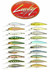 Lucky Craft Pointer 100 DD 10cm 165g Fishing Lures (Choice Of Colors)