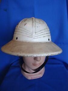 PORTUGAL PORTUGUESE MILITARY POLICE COLONIAL TROPICAL AFRICA HAT