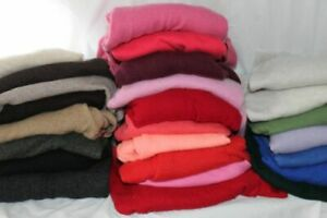 Huge lot of 30 Cashmere Cutter Sweaters