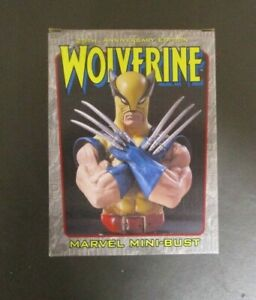 Wolverine 25th Anniversary Mini Bust BOWEN DESIGNS Limited Edition 7000 GV $54.99