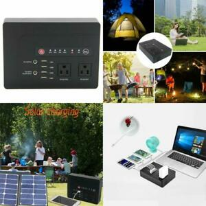200Watt Portable Power Bank AC Outlet for Camping 42000mAh Power Supply for CPAP
