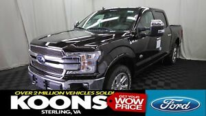 2019 F-150 King Ranch 2019 Ford F-150 King Ranch