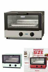 Compact Toaster Oven Cooker For Bread Cookies Pizza Kithchen 3 Day Shipping New