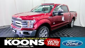 2019 Ford F-150 King Ranch 2019 Ford F-150 King Ranch