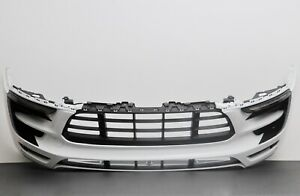 Porsche Macan GTS Sport Design front bumper includes grill LED day lights NEW