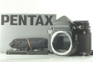 【TOP MINT Overhauled】 Pentax 67 TTL Mirror Up Late Model Body From Japan #511