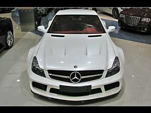 MERCEDES SL R230 BLACK SERIES BODY KIT TOP DESIGN