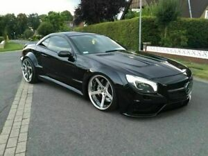 MERCEDES SL R230 TO R231 CONVERSION 2001-2012 BLACK SERIES BODY KIT TOP DESIGN