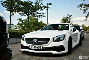 MERCEDES SL R231 BLACK SERIES BODY KIT TOP DESIGN
