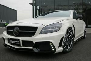 MERCEDES CLS W218 BLACK BISON WALD BODY KIT TOP DESIGN