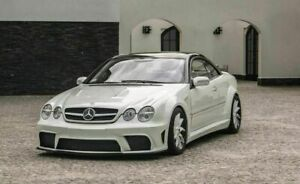MERCEDES CL W215 BLACK SERIES FULL BODY KIT TOP DESIGN