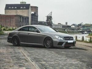 MERCEDES CLS W219 BLACK SERIES BODY KIT TOP DESIGN