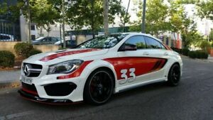 MERCEDES CLA W117 BLACK SERIES BODY KIT TOP DESIGN