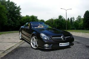 MERCEDES SL R230 2001-2012 AMG FULL BODY KIT TOP DESIGN