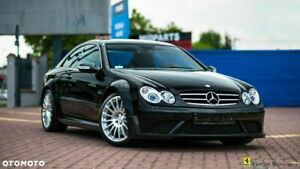 MERCEDES CLK W209 BLACK SERIES BODY KIT TOP DESIGN