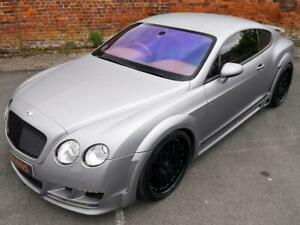 BENTLEY CONTINENTAL GT 2003-2011 FULL BODY KIT TOP DESIGN