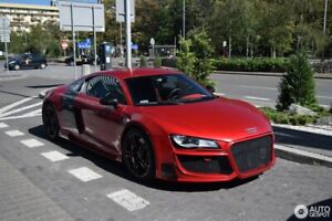 AUDI R8 V8 V10 FULL BODY KIT BODY KIT TOP DESIGN