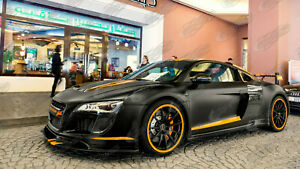 AUDI R8 V8 V10 RAZOR PPI BODY KIT TOP DESIGN