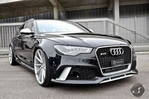 AUDI A6 C7  conversion RS6 BODY KIT TOP DESIGN
