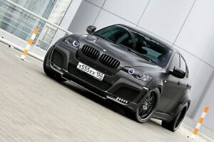 BMW X6 X6M E71 2008-2014 LM FULL BODY KIT TOP DESIGN