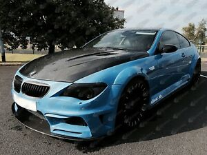 BMW 6 E63 E64 LM-STYLE  FULL WIDE BODY KIT TOP DESIGN