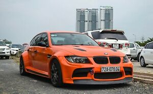 BMW 3 E90 VRS FULL BODY KIT TOP DESIGN