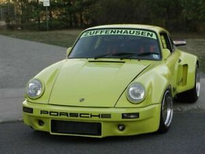 PORSCHE 911 RSR Carrera RSR 28 30 FULL BODY KIT TOP DESIGN