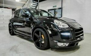 PORSCHE CAYENNE MK1 955 02-05- FULL BODY KIT MAGNUM TOP DESIGN