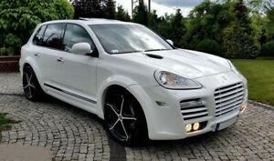 PORSCHE CAYENNE MK2 957 2007-2010 FULL BODY KIT TOP DESIGN