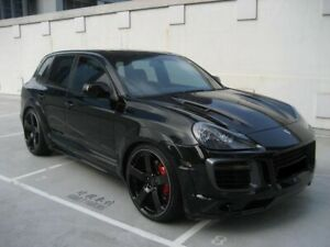 Porsche Cayenne 957 MK2 06-10 BODY KIT TOP DESIGN