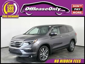 2017 Pilot Elite AWD Off Lease Only 2017 Honda Pilot Elite AWD Regular Unleaded V-6 3.5 L212