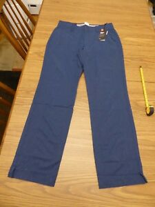 Brand New Under Armour Men's 32X32 Navy Blue Breathable Golf Pants Loose